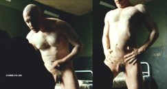 Tom Hardy shows his little cock