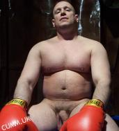 boxer nude jocks boxing stripped heavy weight