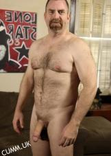silver daddy-cock