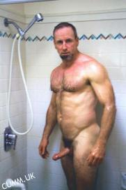 silver daddy-mature-man-naked-56