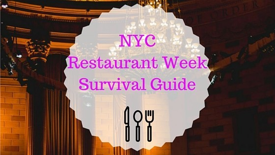 nyc restaurant week