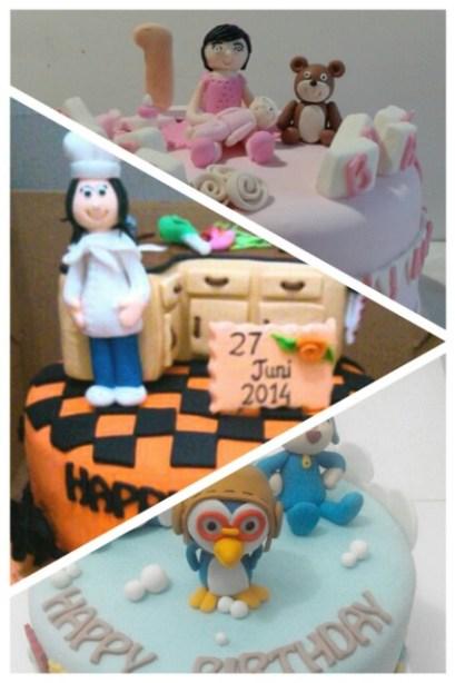 birthday cake 3D