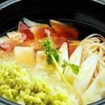 スッキリでも紹介された「わさび鍋」美味しいだけじゃなく美容に効果大!