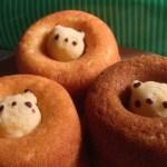 絶対食べられない!シレトコドーナツ「クマゴロン」が可愛すぎて卑怯!