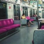 学生・社会人必見!通勤や通学の電車で出来る簡単ダイエット♪