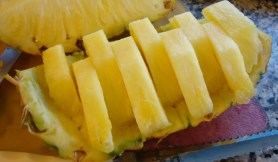 薬よりも効果的?咳を止めるにはパイナップルが最高♪