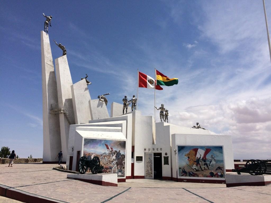 Tacna: além da zona franca no Peru