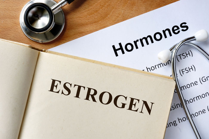 Hormonal Anxiety - Sex Hormones; Estrogen