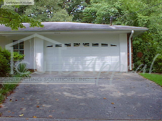 Diy Enclosed Carport Doors : Photo gallery of our atlanta area garage door