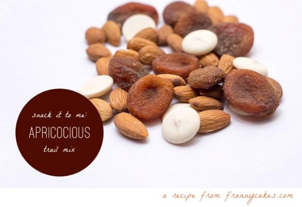 apricocious gluten free trail mix