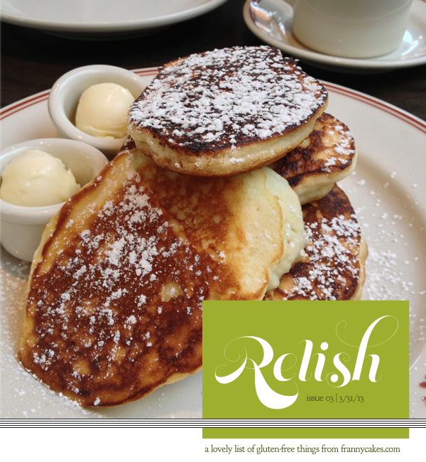 Relish 03: March 2013