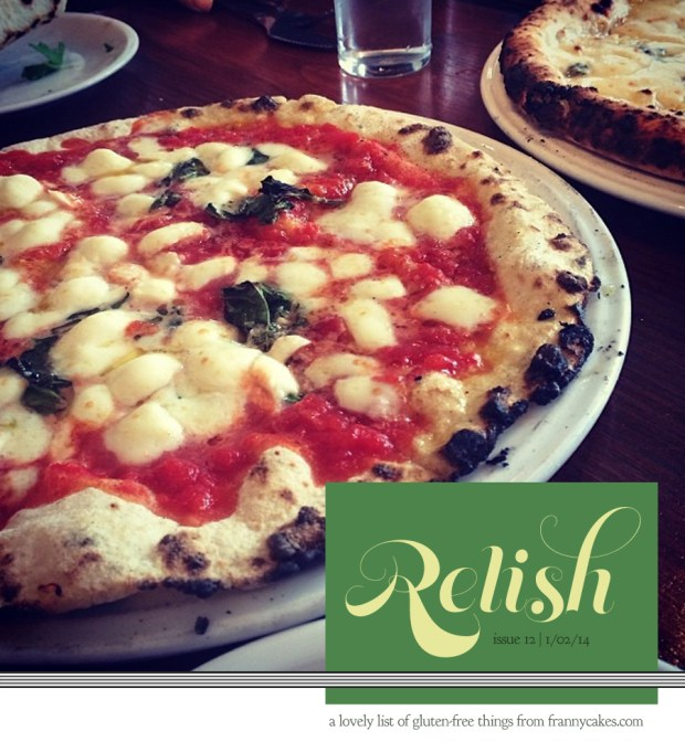 Relish 12: The best gluten-free eats and treats of 2013