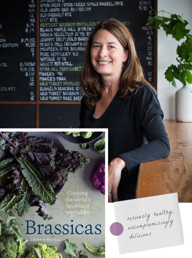 a review of brassicas by laura russell