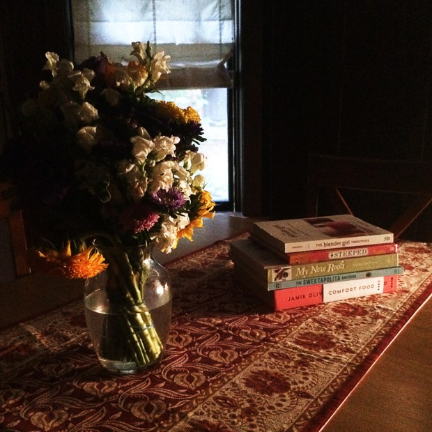 cookbooks i'm loving - august 2015