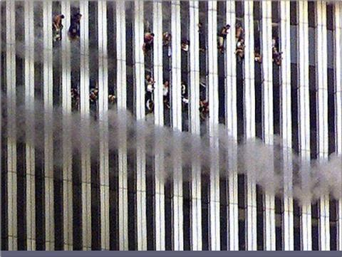 fotos de las torres gemelas destruidas 9