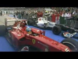 Fernando Alonso gana en Malasia