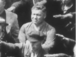 August Landmesser, el hombre que no quiso saludar a Hitler-