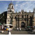 Ciudad De Mexico. Plaza Coyoacan