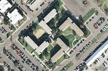 Descubrimiento curioso Google Earth 4