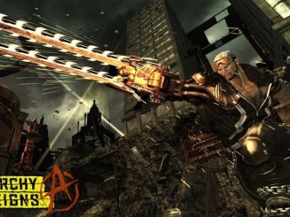Sega Anarchy Reign Screenshot 08 Jack