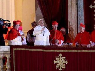 Jorge Mario Bergoglio, primer Papa Jesuita