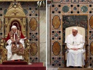 Foto del Papa 2013