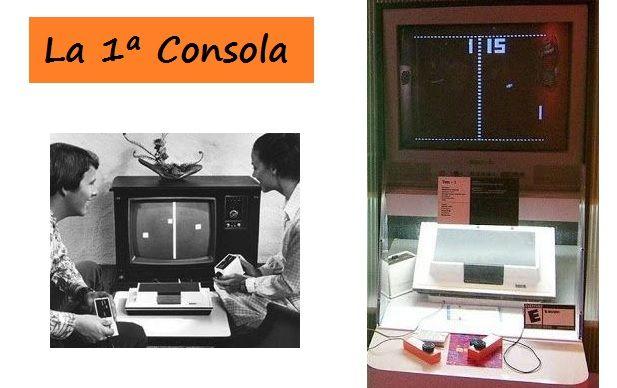 ¿Cuál Fue la PRIMERA CONSOLA de Videojuegos?
