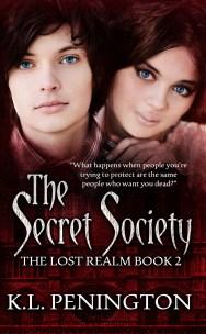 Cover- The Secret Society