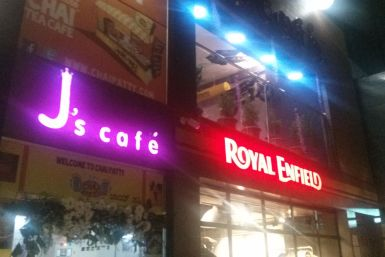 J's Cafe - new restaurant in Bangalore.