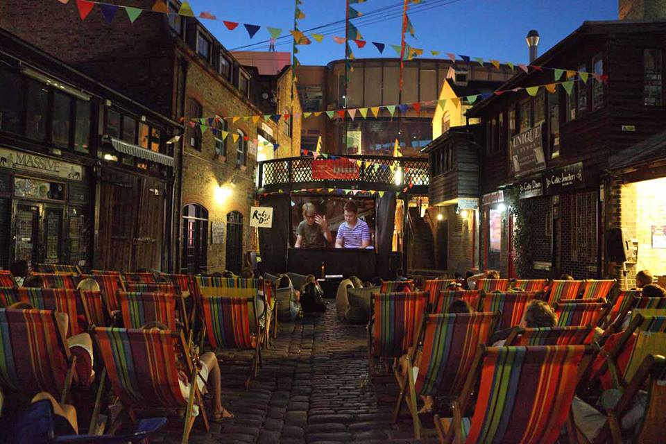 Backyard Cinema Camden