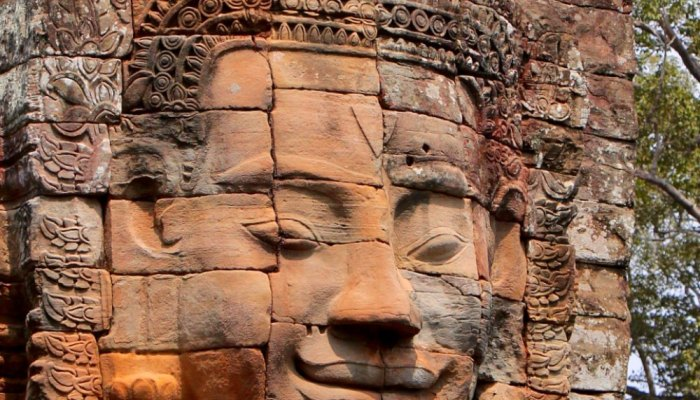 Why I love the smiling faces of Bayon Temple