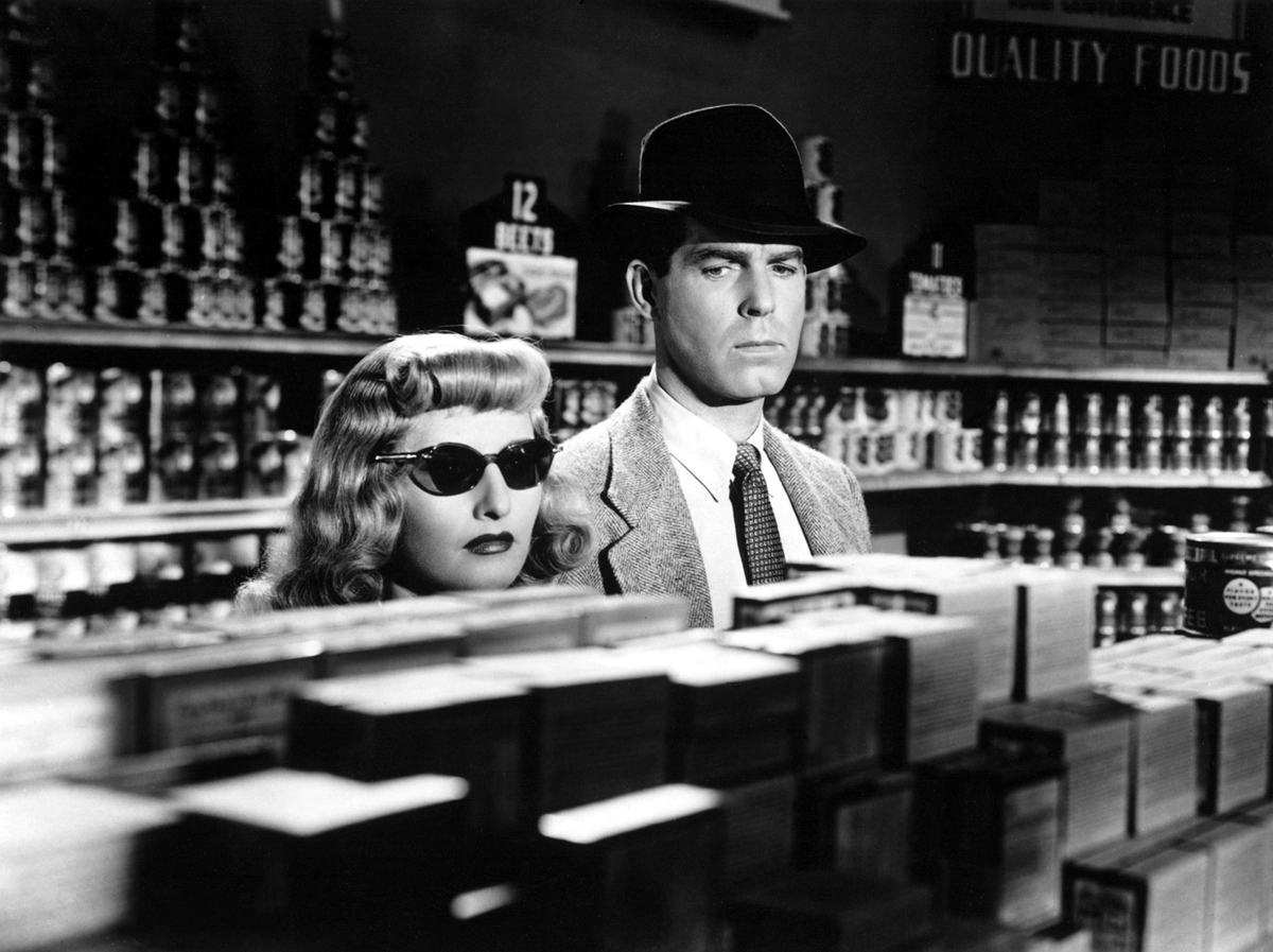 Double Indemnity and The Politics of Gender