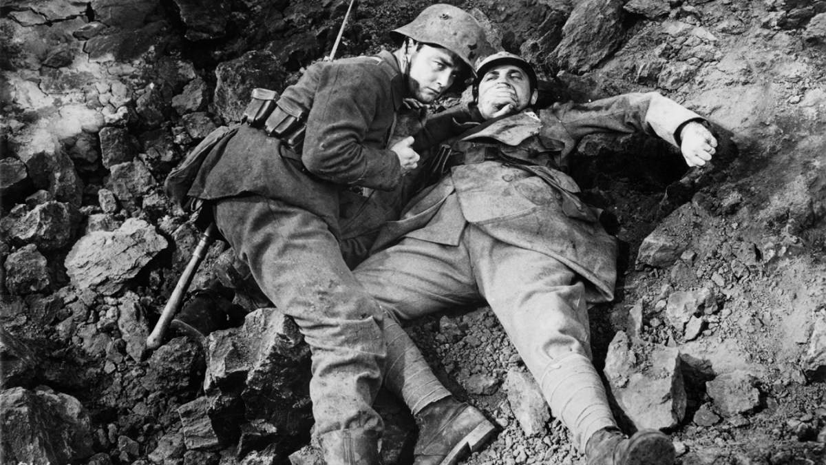 Lest We Forget: The Great War and Cinema