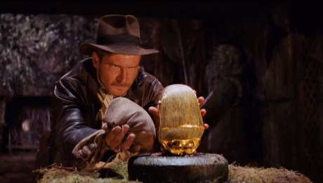 Steven Spielberg Raiders of the Lost Ark