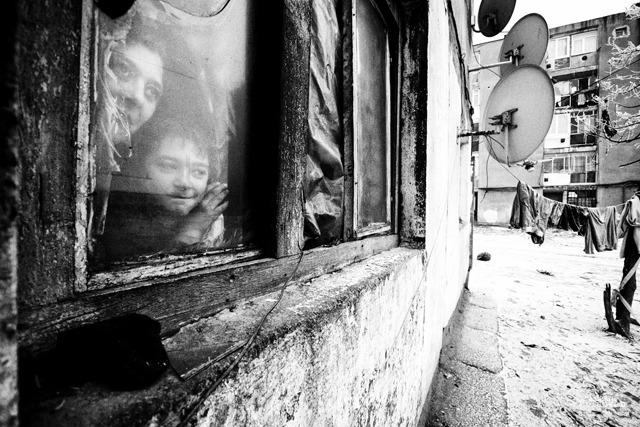 Această imagine face parte din proiectul cel mai drag mie și cel mai de lungă durată, proiect care documentează viața din fostele colonii muncitorești ceaușiste