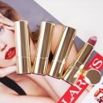 Love it! | Clarins Joli Rouge lipsticks