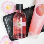 Summer vibes! | The Body Shop Pink Grapefruit