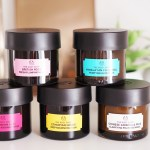 The Body Shop superfood masks