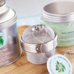 The Body Shop | Fuji Green Tea body scrub & bath tea