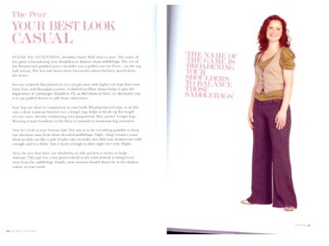 Sample Page: Best Look - Casual