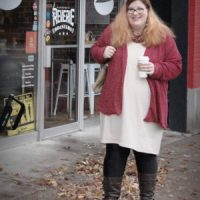Maternity Patterns for Plus Size Moms to Be