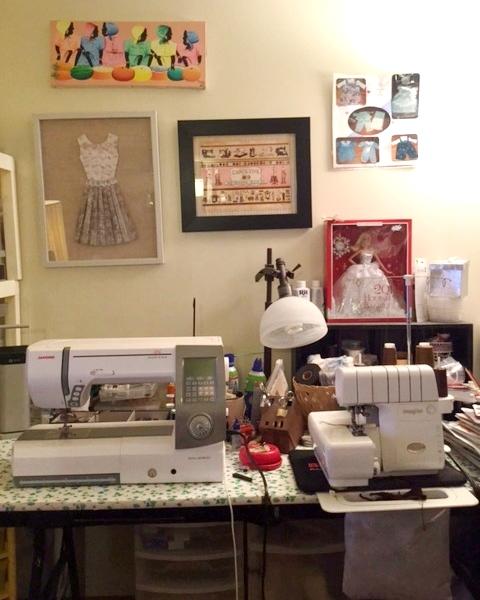 Sewing Room Wall Art