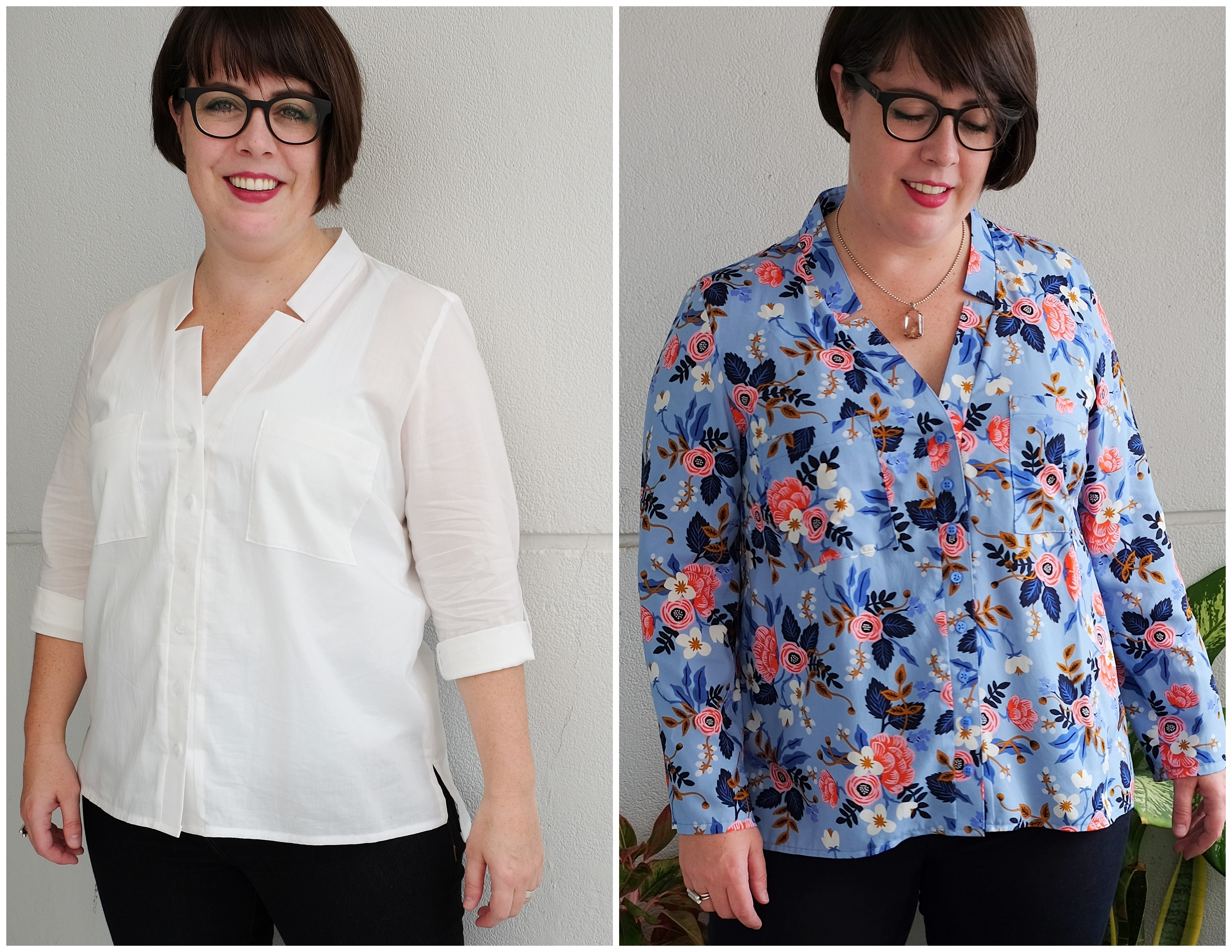 Pattern Review: Style Arc Elsie Overshirt | Curvy Sewing Collective ...
