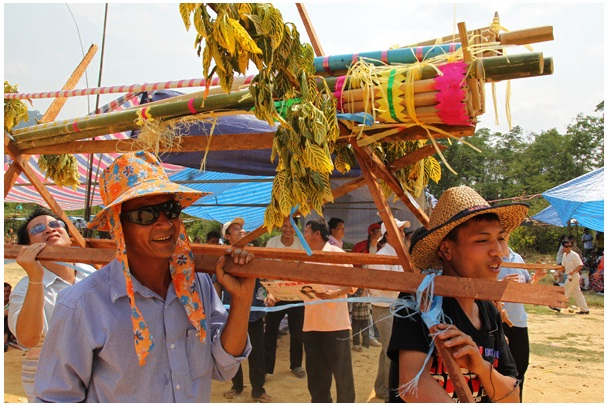 Culture and Festivals in Vientiane