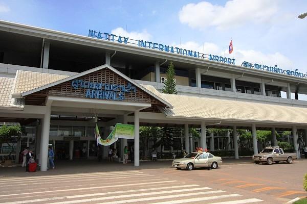 Getting to Vientiane