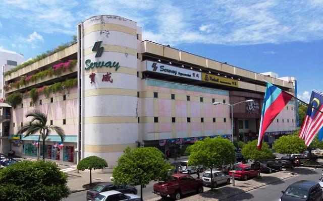 Shopping in Kota Kinabalu