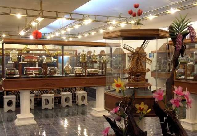 Bottle Art Museum in Pattaya