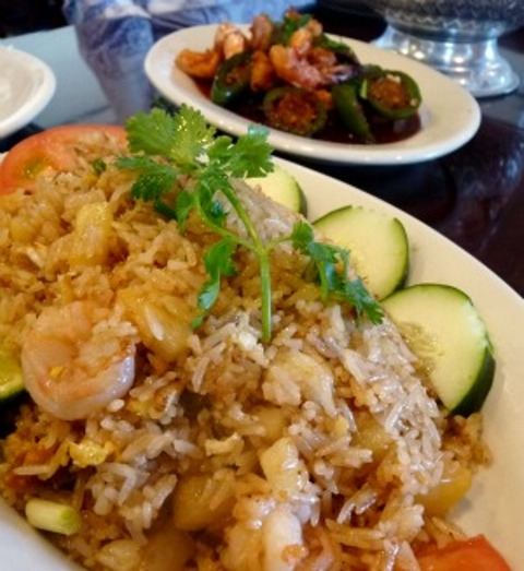 Eating and Drinking in Vientiane