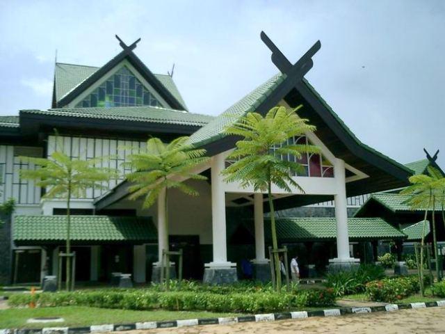 Galeria Perdana in Langkawi