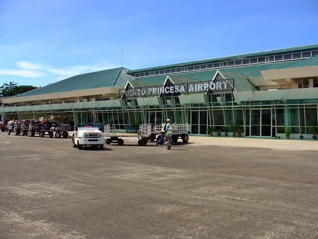 Getting to Puerto Princesa